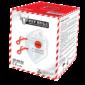FDF-5002-SLV N95+FFP2 Folding Particulate Respirator w/ Valve