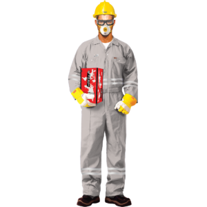 fire retardant coverall, pitbull fire retardant coverall, fire retardant coverall uae