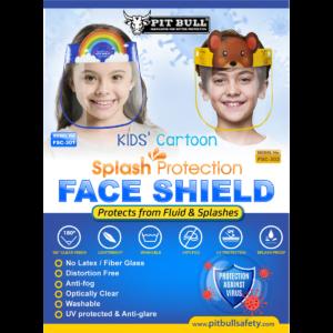 Face Shield for Girls