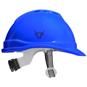 Pitbull Helmet Blue