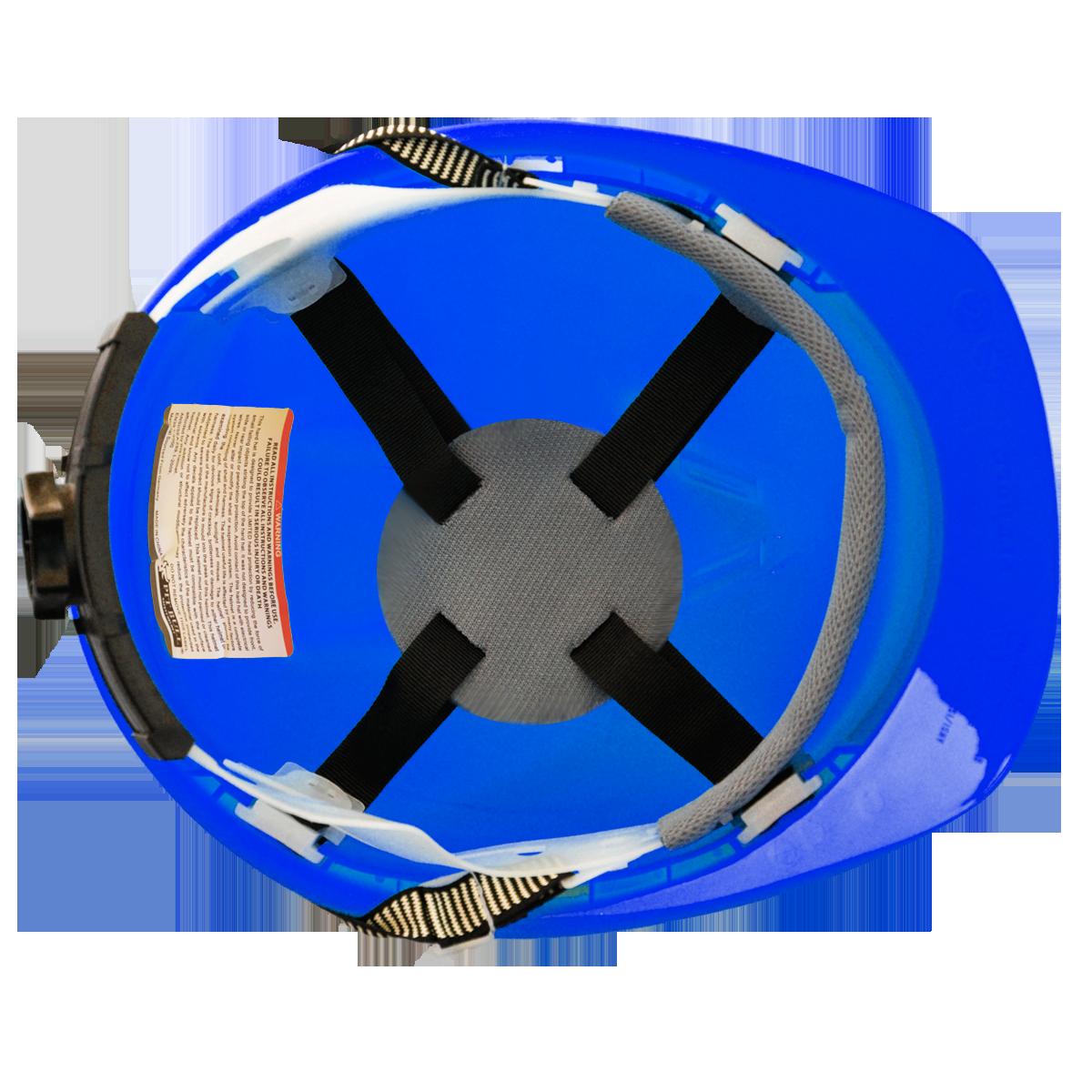 Pitbull Helmet Blue