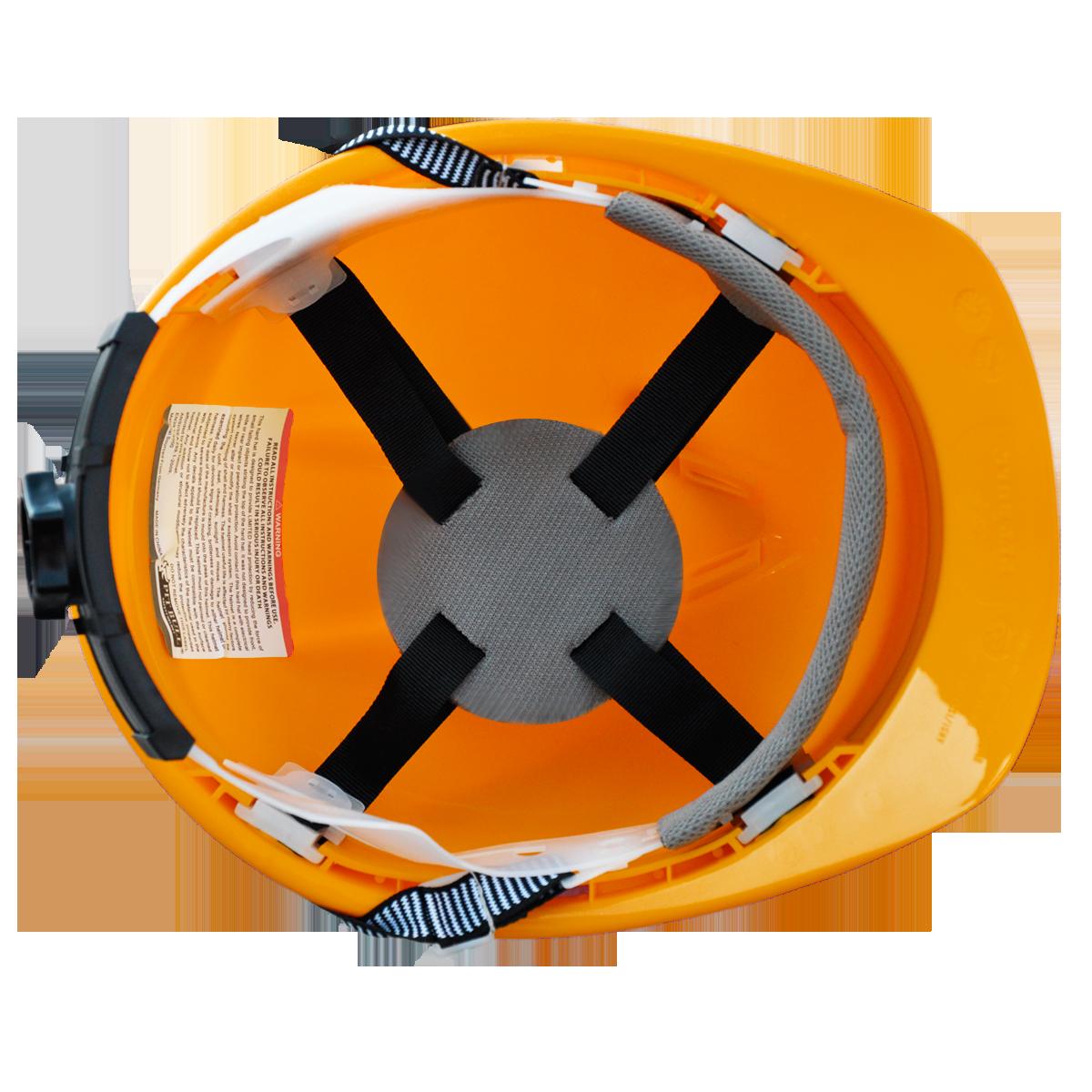 Pitbull Helmet Orange