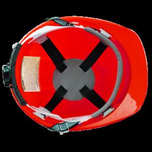 Pitbull Helmet Red