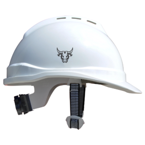Pitbull Helmet White