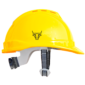 Pitbull Helmet Yellow