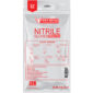 NITRILE GLOVES POUCH (WHITE)