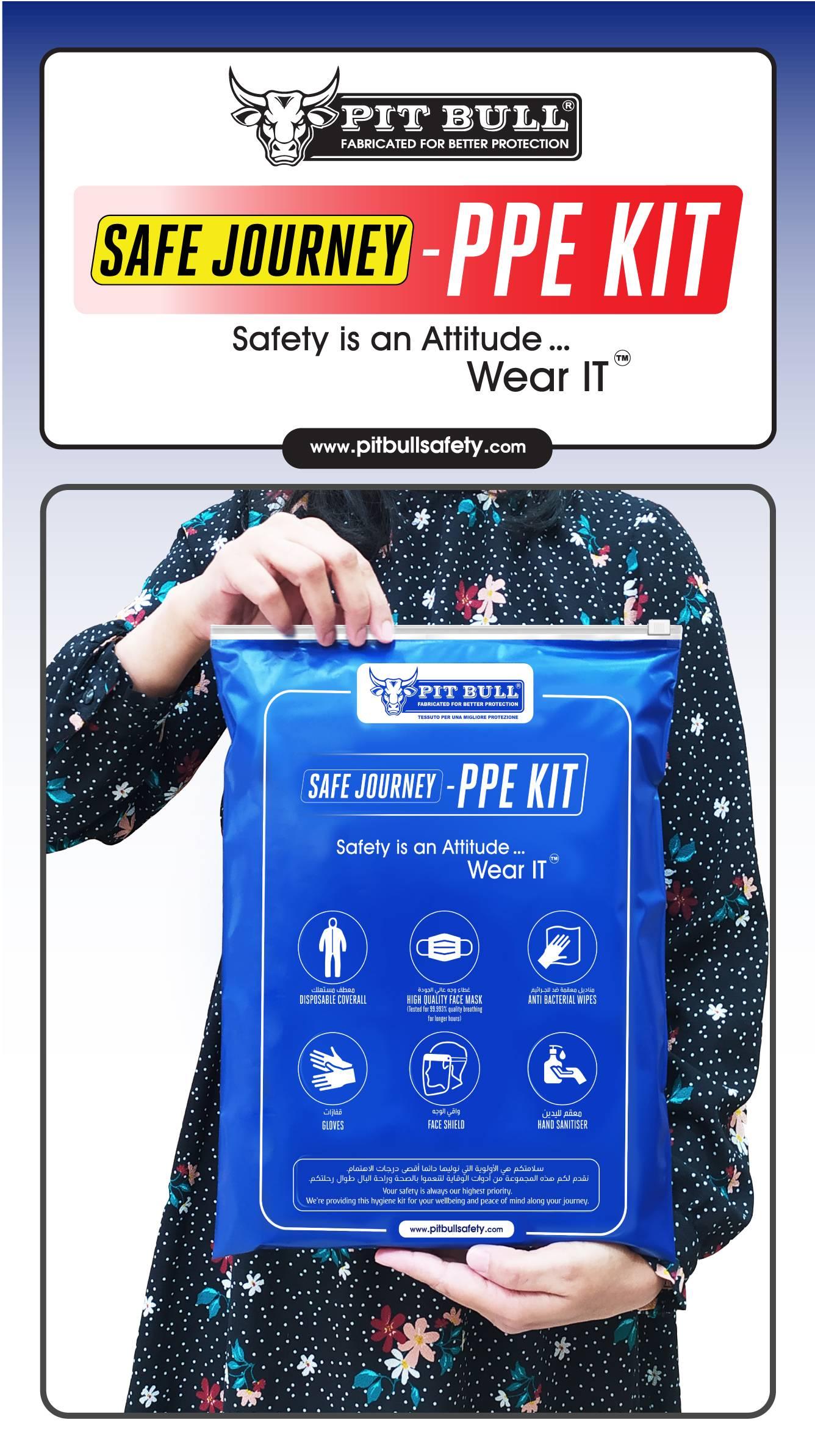 Safe Journey PPE Kit